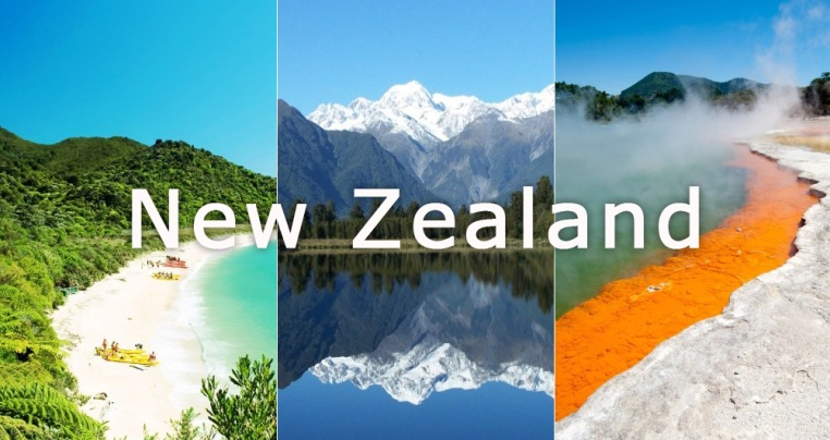 10 New Zealand Destinations for Outdoor Adventure